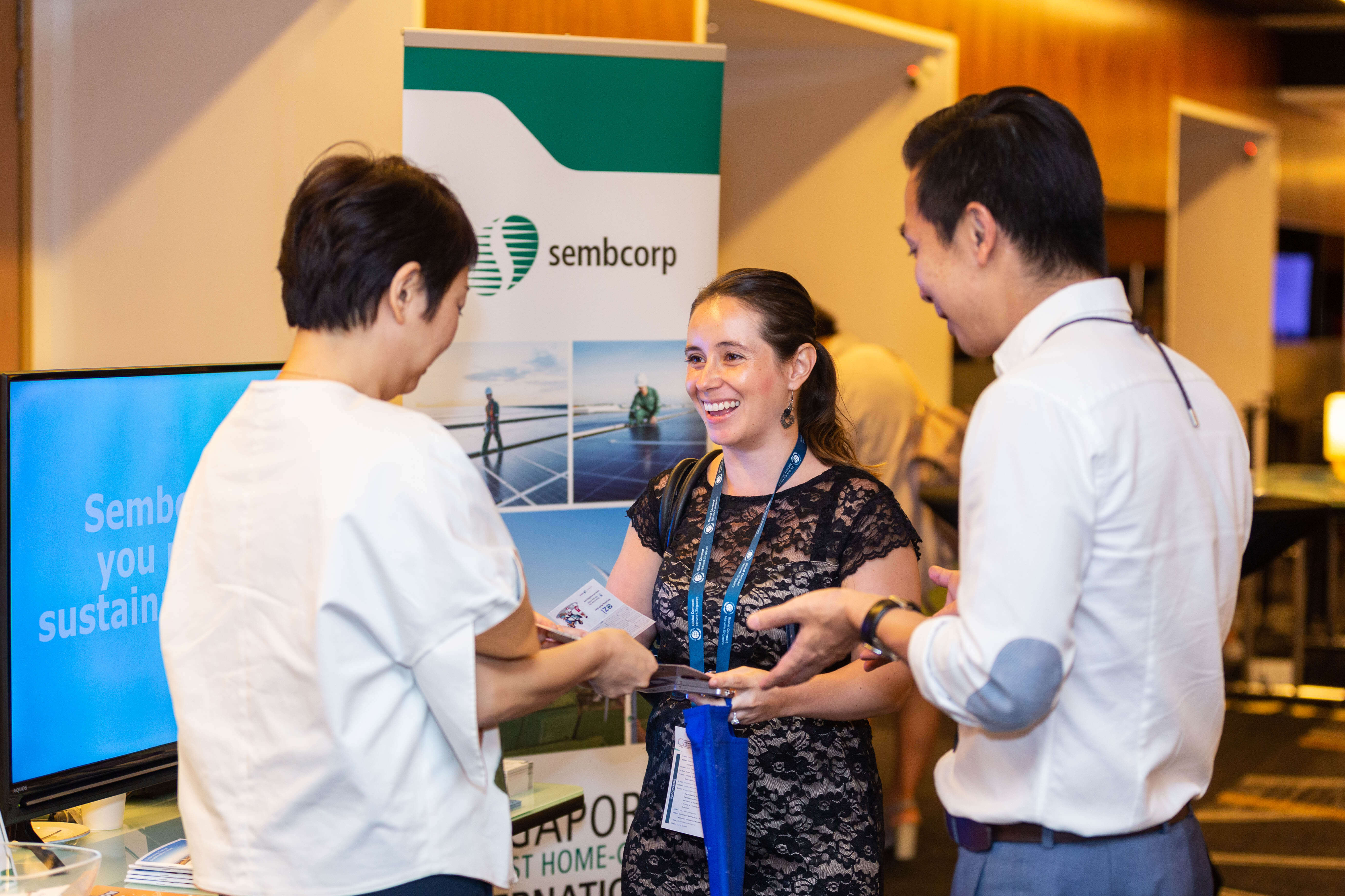 Global Compact Network Singapore Summit 2019