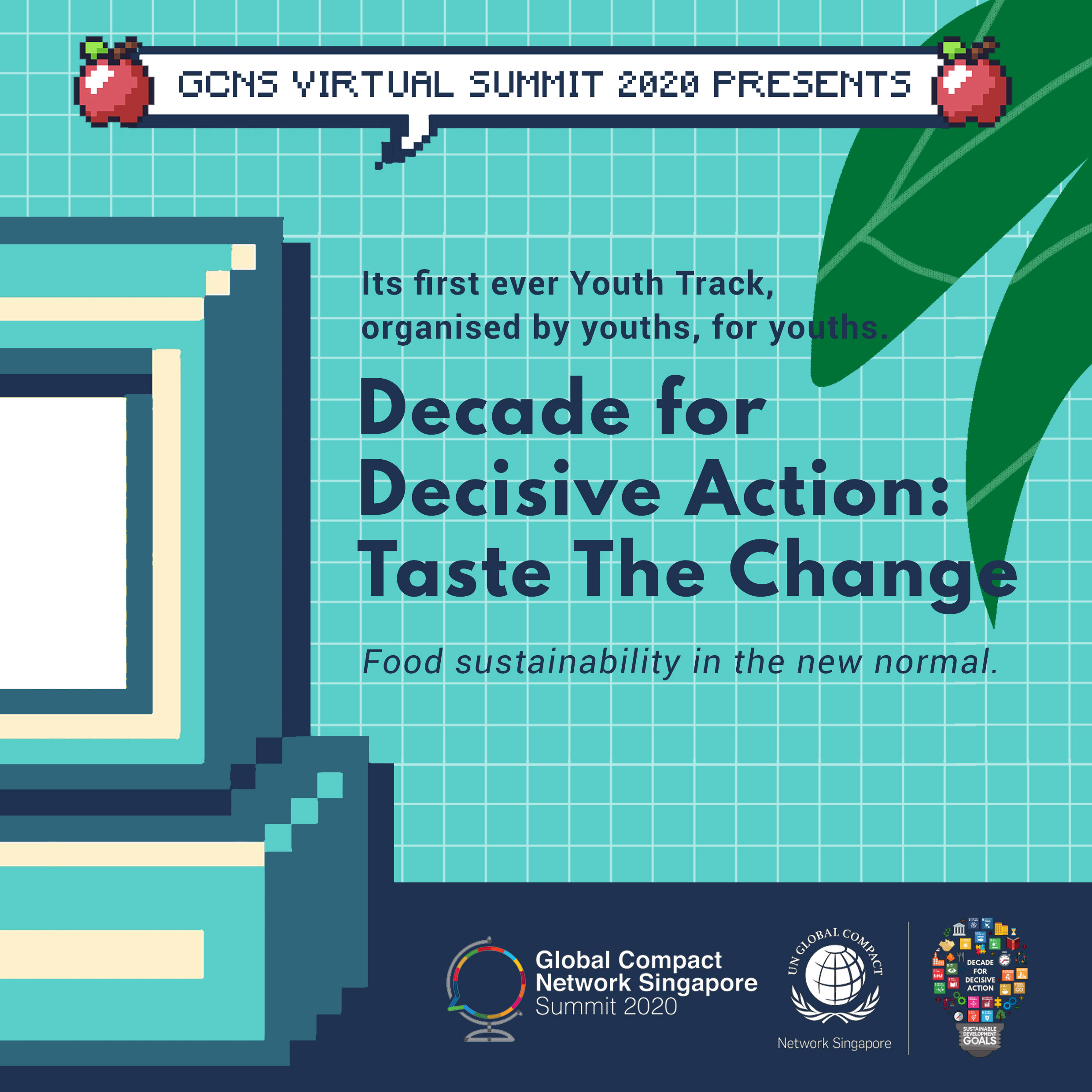 GCNS Virtual Summit 2020 Programme